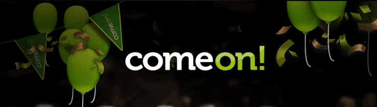 ComeOn Bonus Hour | Sign up for an Account with Spinsify