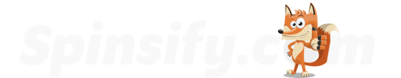 Spinsify Footer Logo