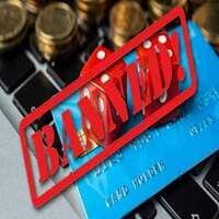 credit card gambling ban