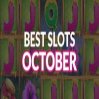 new slots in october