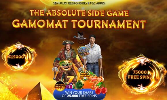 Gamomat Tournament