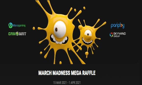 March Madness Mega Raffle
