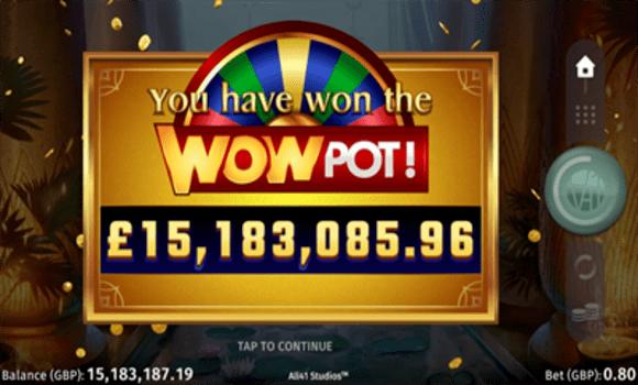£15 Million Prize